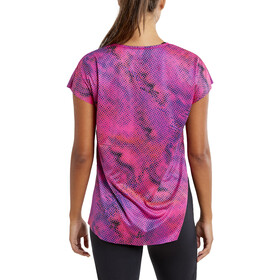 Craft Charge T-shirt ample Femme, fame/multi